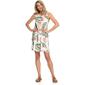Roxy Harlem Vibes Sukienka bez rękawów Kobiety, marshmallow tropical love